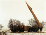 SCUD Missile Site at Roswell