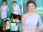 Selena Gomez at the 2009 Teen Choice Awards