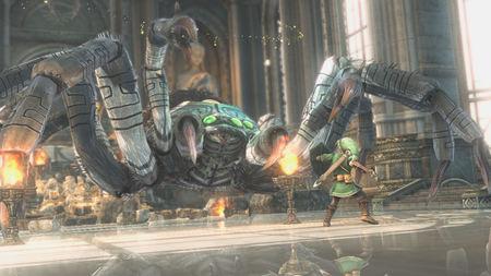 The Legend of Zelda - tech demo, zelda, project cafe, the legend of zelda, wii u