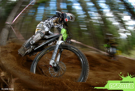 Boxxer Fork - competition, forest, rockshox, boxxer, freeride, downhill, moutainbike