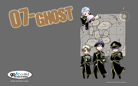 What Shall We Conquer Next? - 07-ghost, conquer, map, anime