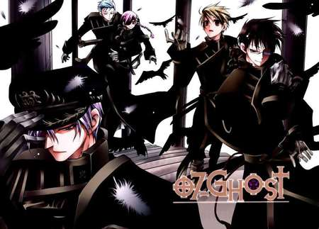 Come to the Dark Side, We Have Hot Guys - anime, guys, dark, ayame, 07-ghost, hot