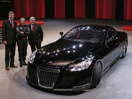 maybach exelero concept - other & cars background wallpapers on