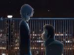Yuki and Kyon