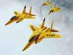 airplane taxi