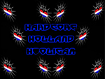 HARDCORE HOLLAND HOOLIGAN blue 1