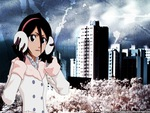 Rukia in the city