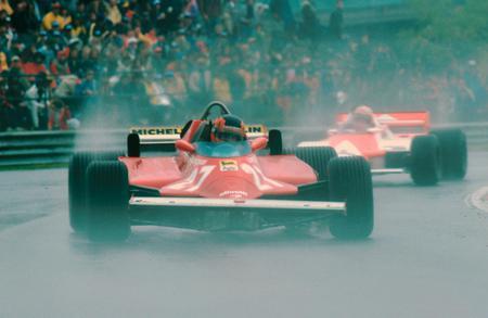Gilles Villeneuve - f1, formula 1, gilles villeneuve, villeneuve, ferrari