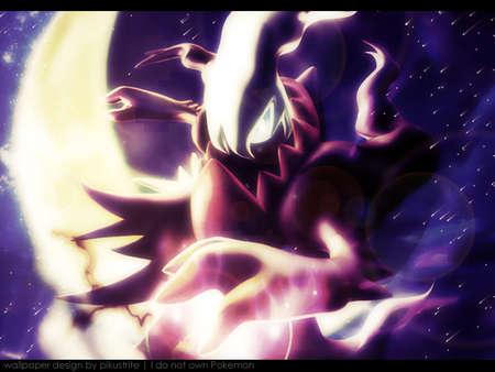 Darkrai Pokemon Anime Background Wallpapers On Desktop Nexus
