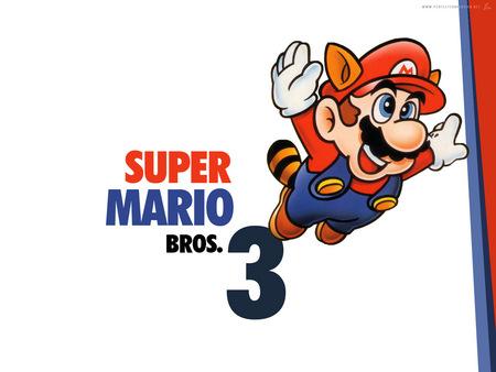 Super Mario Bros 3 Mario Video Games Background Wallpapers On