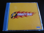 Crazy Taxi CD Case