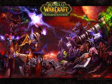 Wow Burning Crusade World Of Warcraft Video Games