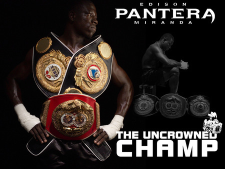 Untitled Wallpaper - edison miranda, pantera, uncrowned champ