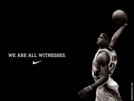 We Are All Witnesses Basketball Sports Background Wallpapers On