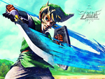 The Legend of Zelda: Skyward Sword - Link