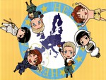 Chibi Axis Powers Hetalia