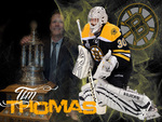 Tim Thomas Vezina Trophy