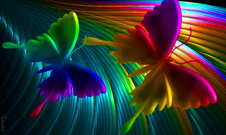 The colors of my world 3d and cg abstract background wallpapers on desktop nexus image 704319 - World of color wallpaper ...