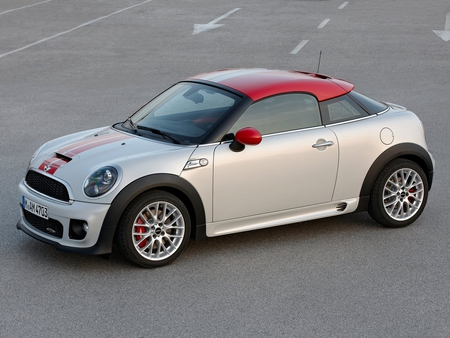 Mini Coupe (2012) - sports car, coupe, mini, fast
