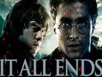 It All Ends Ron and Harry Wallpaper 4800x3000