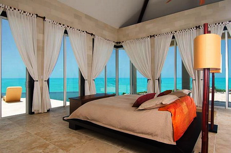 Bedroom near the sea beaches nature background for Nature wallpaper for bedroom