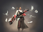 TF2 - Medic with Doves