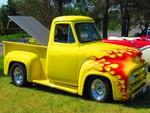 1956 Ford F100 custom truck