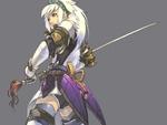 Strong Female Warrior