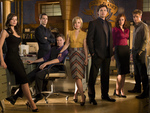 Smallville season 8 cast