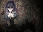 Gothic Girl Flower