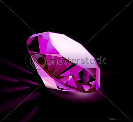 Pink diamond 3d and cg abstract background wallpapers for 3d wallpaper pink
