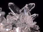 ROCK CRYSTAL, the clear and colorless