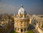 The Radcliffe Camera, Oxford, United Kingdom
