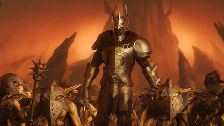 Warriors - creatures, warriors, games, monsters