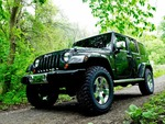 Jeep Wrangler Ultimate 392 Hemi 2007