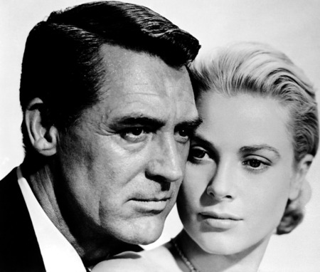 Grace Kelly and Gary Grant - grace kelly, classic, gary grant, hollywood, actor, actress