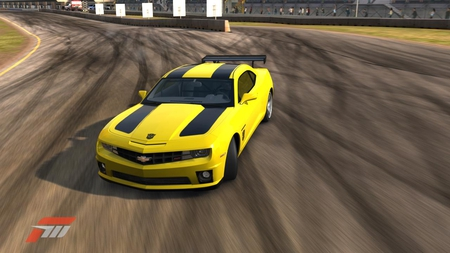 Forza 3 New Bumblebee - forza 3, dark of the moon, autobot, bumblebee, transformers 3
