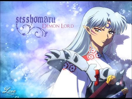 Lord Sesshomaru Inuyasha Anime Background Wallpapers On Desktop
