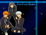 A tribute to Fruits Basket