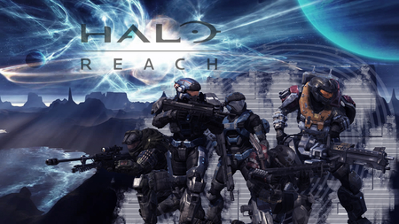 noble team - halo, halo reach, halo 3, halo odst