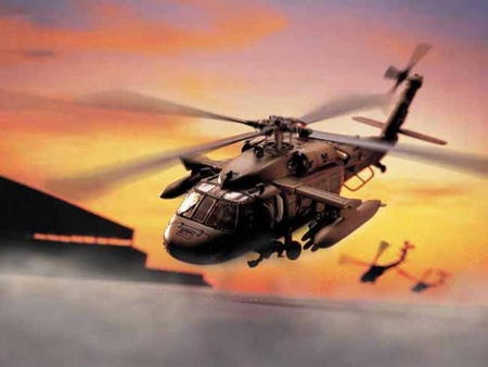 Blackhawk - aircraft, blackhawk, military aircraft, helicopter