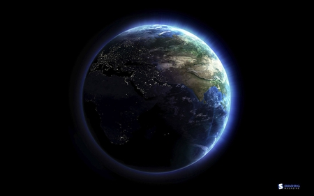 Day-Night - beautiful, earth, wallpaper, day-night