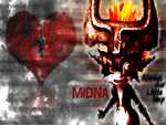 Midna Protecting her heart