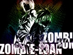 Zombie Loan in black