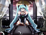 Dark Beauty Miku
