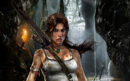 Lara Croft - lara, reborn, tomb raider, lara croft