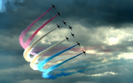 Colour The Sky Other Aircraft Background Wallpapers On Desktop