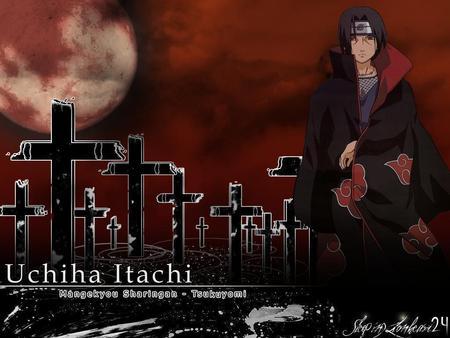 Uchiha Itachi Mangekyou Sharingan Naruto Anime Background Wallpapers On Desktop Nexus Image 73767