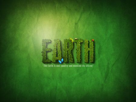earthy green background - photo #36