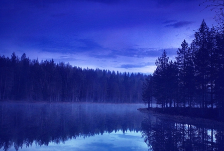 Blue Nature Lakes Nature Background Wallpapers On